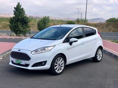 used Ford Fiesta 1.0 Ti-VCT Titanium (80cv) (5p)