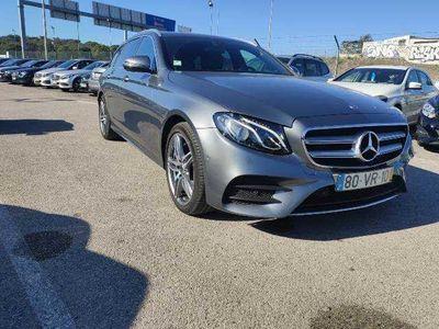 usado Mercedes E220 Classe Bamg line