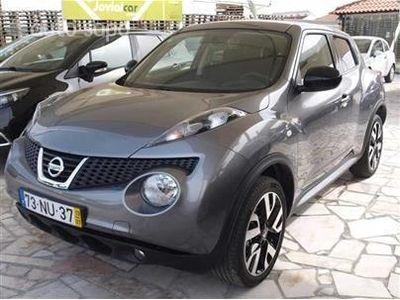usado Nissan Juke 1.5 dCi N-Tec