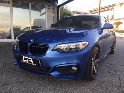 usado BMW 218 d Pack-M