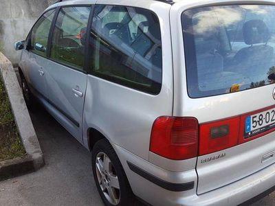 usado VW Sharan 1.9tdi