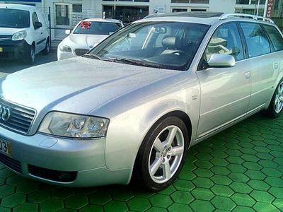 usado Audi A6 Avant 2.5 TDI SLine -