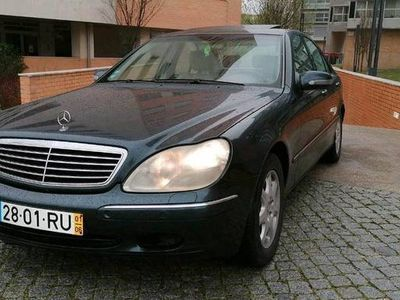 usado Mercedes S320 S 320