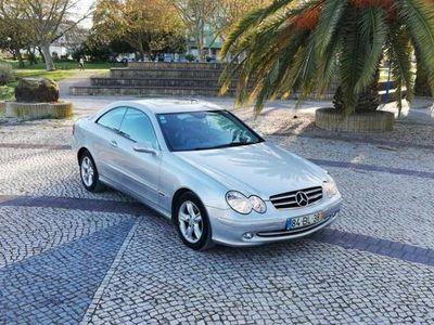 usado Mercedes CLK270 Avantgarde Diesel