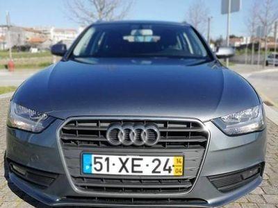 brugt Audi A4 Avant 2.0Tdi 136 CV