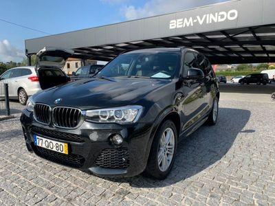 usado BMW X3 1.8 D SDrive Auto Pack M Nacional