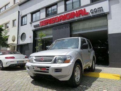 gebraucht Mitsubishi Pajero 3.2DiD