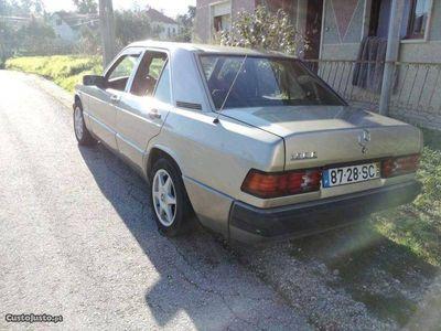 usado Mercedes 190 2.0 D