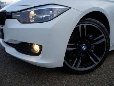 usado BMW 320 d Line Sport auto -