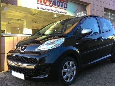 usado Peugeot 107 1.0 Trendy 2 Tronic (68cv) (5p)