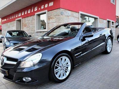 usado Mercedes SL350 NACIONAL, 310 CV, FULL EXTRAS