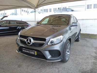 usado Mercedes GLE350 d 4MATIC Coupé