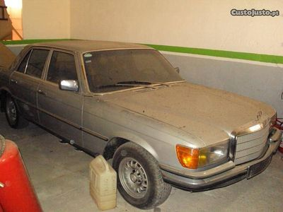 usado Mercedes 280 w116