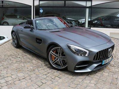 usado Mercedes AMG GT C v8 biturbo- 17