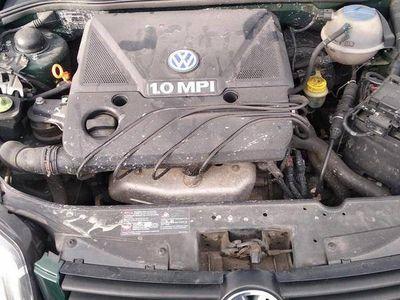 used VW Polo 1.0mpi