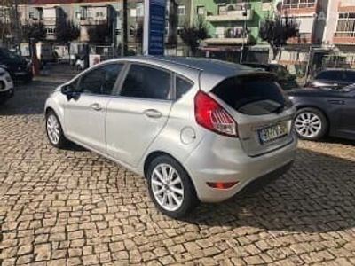 usado Ford Fiesta 1.0 t ecob. Titanium powershift, Gasolina