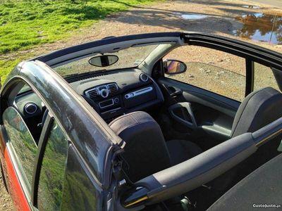 usado Smart ForTwo Cabrio Passion 1.0 -