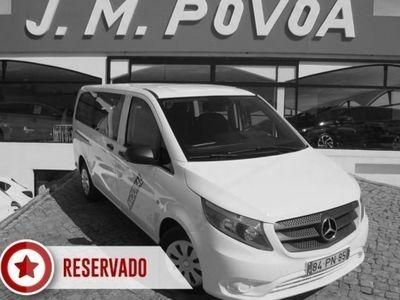 brugt Mercedes Vito Tour 111CDI Pro