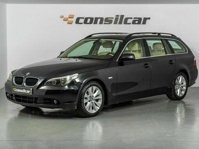 usado BMW 520 D Touring Executive Navigator