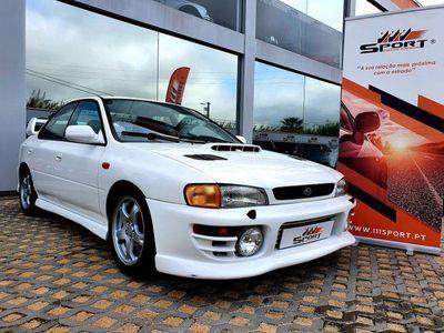 usado Subaru Impreza GT 4WD