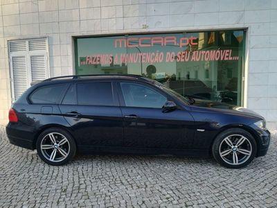 brugt BMW 318 D Touring (143CV)
