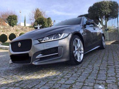 usado Jaguar XE 2.0d R-Line