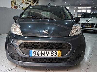 usado Peugeot 107 1.0 Access (68cv) (5p)