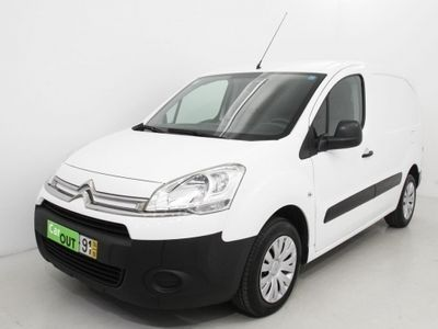 used Citroën Berlingo 1.6 HDi 3 L AC IVA