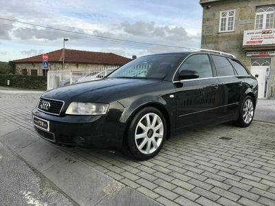 usado Audi A4 Avant 1.9Tdi 130cv S-Line