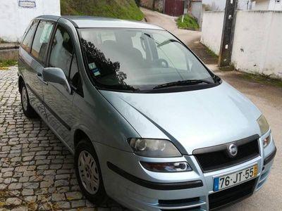 usado Fiat Ulysse 2.0 JTD 150cv 7lug