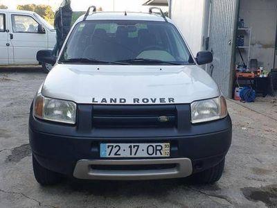 usado Land Rover Freelander 2.0td-4w4