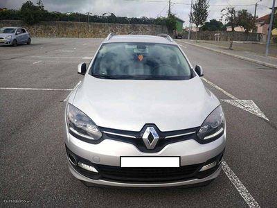 usado Renault Mégane 1.5 dci 110 cv