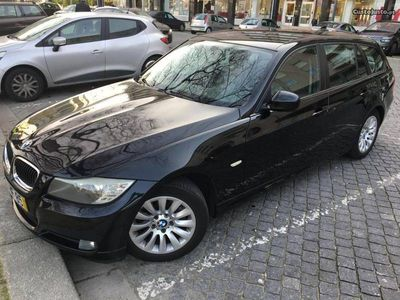 second-hand BMW 320 D touring