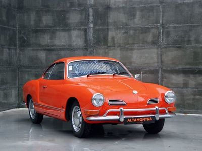 usado VW Karmann Ghia ---