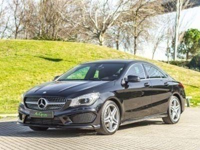 usado Mercedes CLA220 CDi AMG Line Aut