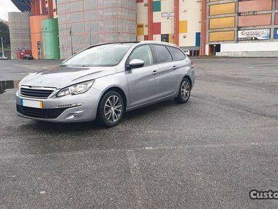 usado Peugeot 308 1.6 Hdi Allure