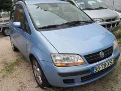 usado Fiat Idea Gasóleo