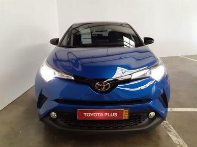 usado Toyota C-HR C-HR1.2T Comfort + Pack Style