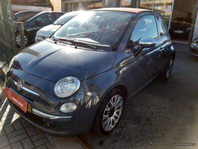 usado Fiat 500C 1.2 (69cv)