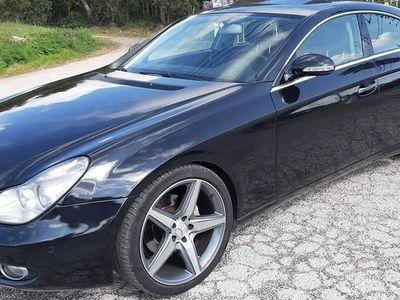 usado Mercedes CLS320 320 CDI