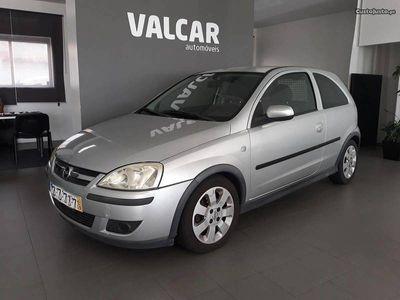 usado Opel Corsavan cdti