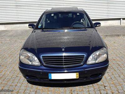 usado Mercedes S320 Gasolina Nacional