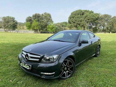 usado Mercedes C220 CDI Coupe AMG Edition Plus