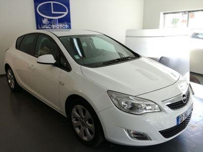 used Opel Astra van