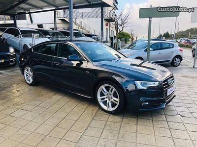 gebraucht Audi A5 Sportback S-LiNE