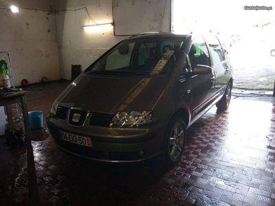 used Seat Alhambra 7lug 1.9cc tdi