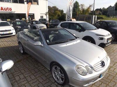 usado Mercedes CLK200 K Cabrio Avantgard