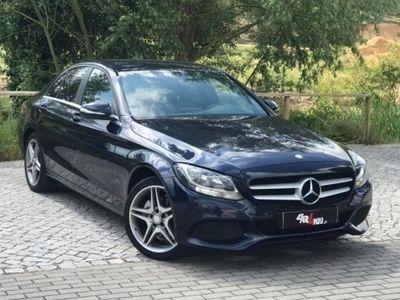 usado Mercedes C200 BlueTEC Sport