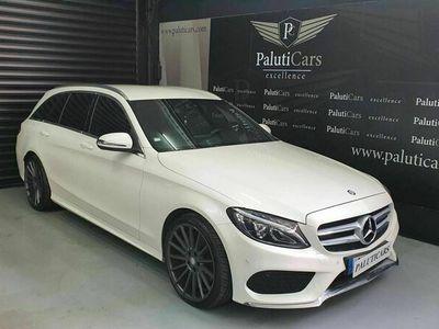 usado Mercedes C220 CDI Station AMG