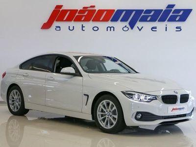 usado BMW 420 Gran Coupé Série 4 Gran Coupé d Advantage Auto (Led's/GPS) (10 Kms)